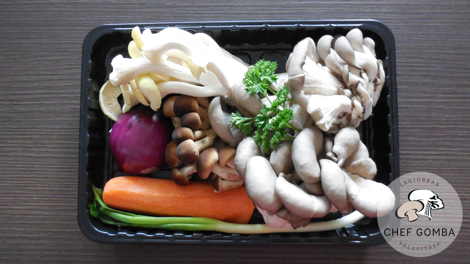 ChefGomba Exotic ChefMix