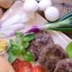 ChefGomba csiperkegombás marhaburger