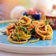 ChefGomba paradicsomos cukkinispagetti